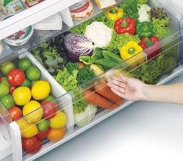 Зона свежести для овощей