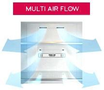 Система охлаждения Multi Air Flow