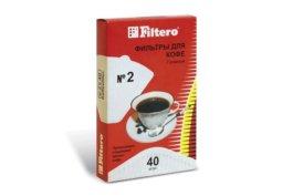 Фильтр для кофе Filtero №2/40