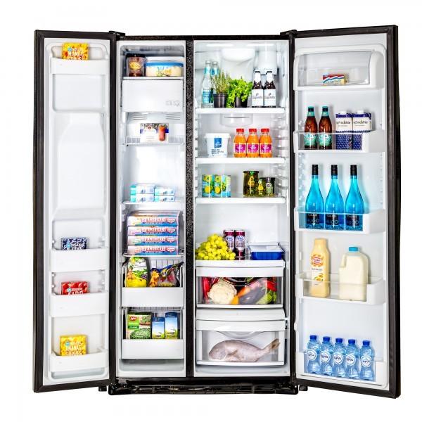Холодильник IO MABE ORE24CGFFKB 200 (Зеркальный)