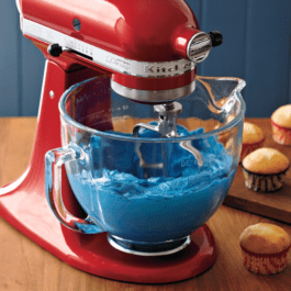 Кухонный миксер KitchenAid – главный помощник хозяйки