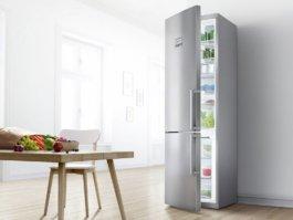 Отдельностоящие холодильно-морозильные комбинации с нижней морозилкой