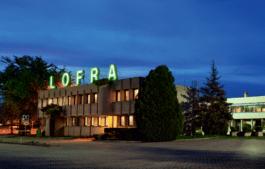С 1956 года LOFRA производит бытовую технику