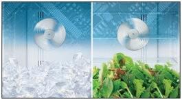 Система Dual Fan Cooling