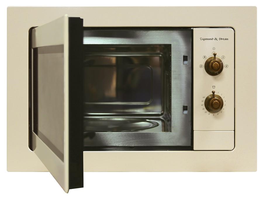 Встраиваемая микроволновая печь Zigmund & Shtain BMO 18.172 X