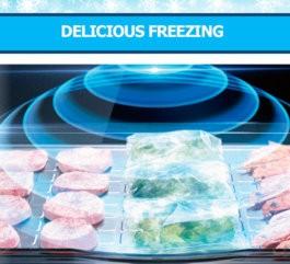 Функция быстрого замораживания