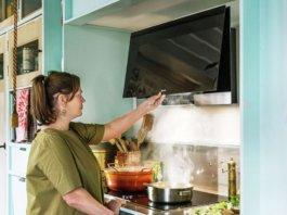 Кухня, в которой хочется дышать