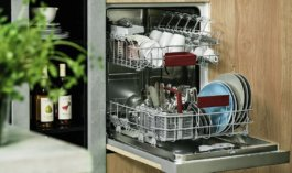 Посудомоечный машины заменили ручное мытье