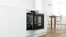 С духовым шкафам Bosch HRG636XS7 кулинария станет вашим новым хобби