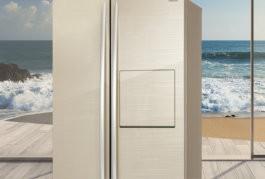 Стильный дизайн каждой модели холодильников HIBERG