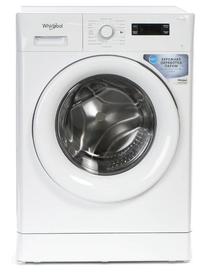 Стиральная машина Whirlpool FWF 71251 W
