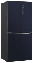 Холодильник TESLER RCD-480 I BLACK GLASS