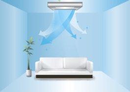 Подача свежего воздуха для блоков канального типа