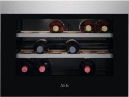 Встраиваемый винный шкаф AEG KWK 884520 M
